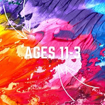 Ages 11-13